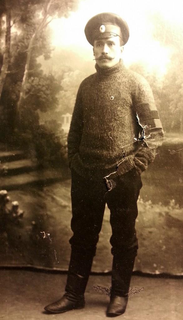 В.М.Коровин ( возм.)-1914