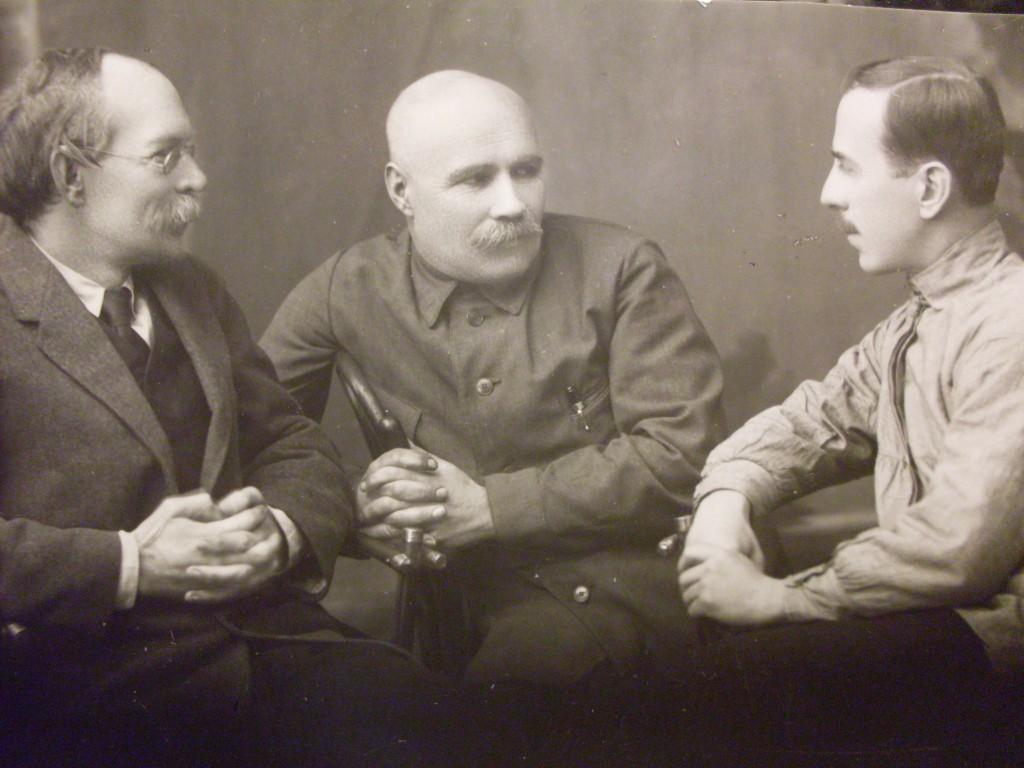 Золотарёв, Н, Соловьев, Рыб 925