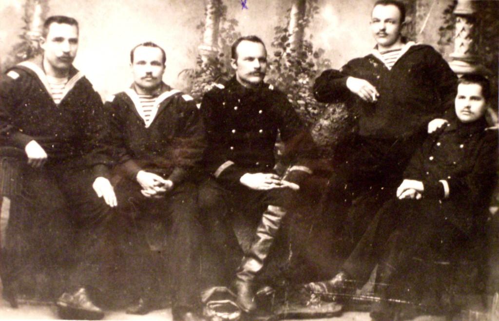 И.А.Арапов-слевар от Нов