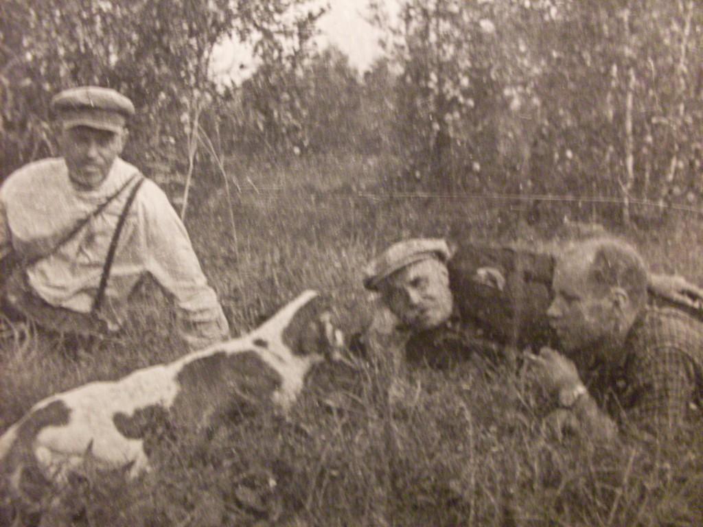 Костр, с Толей-36