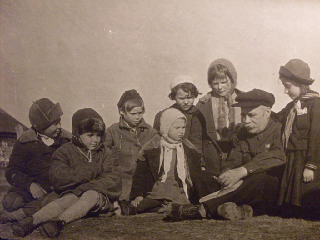 Свердл обл д. Худяково, 1943