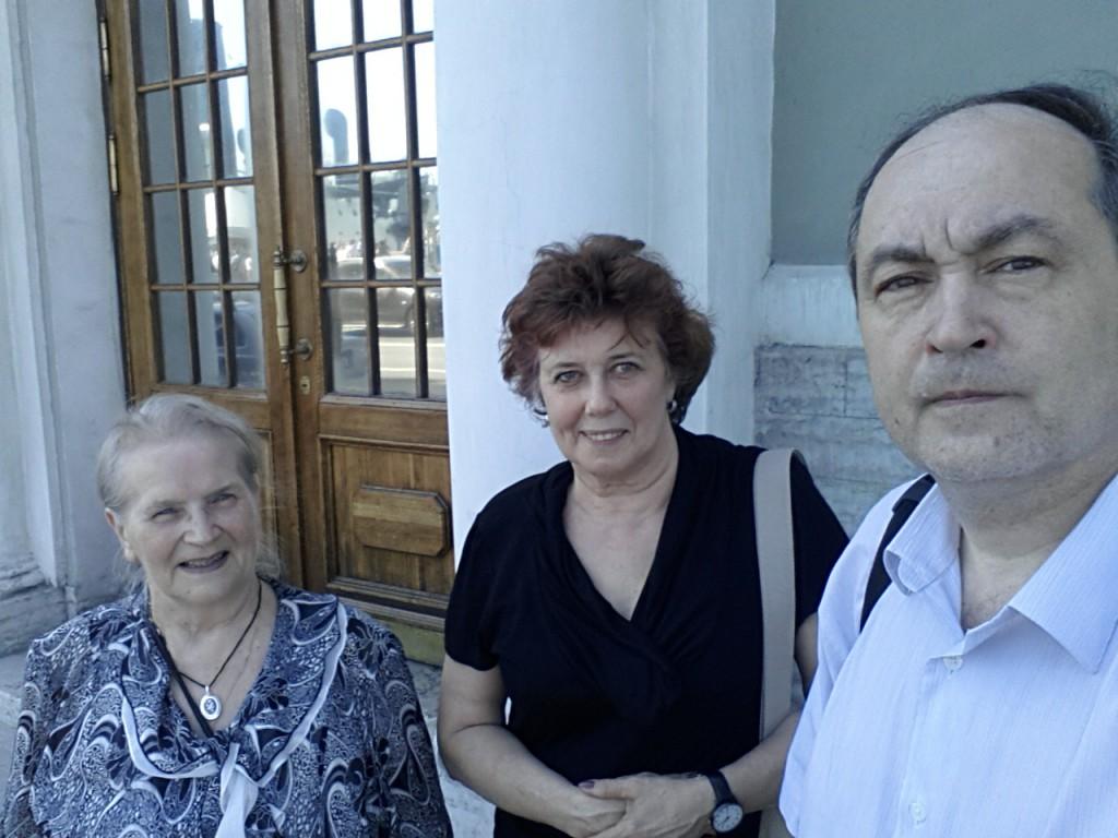 Сестры Модзалевские