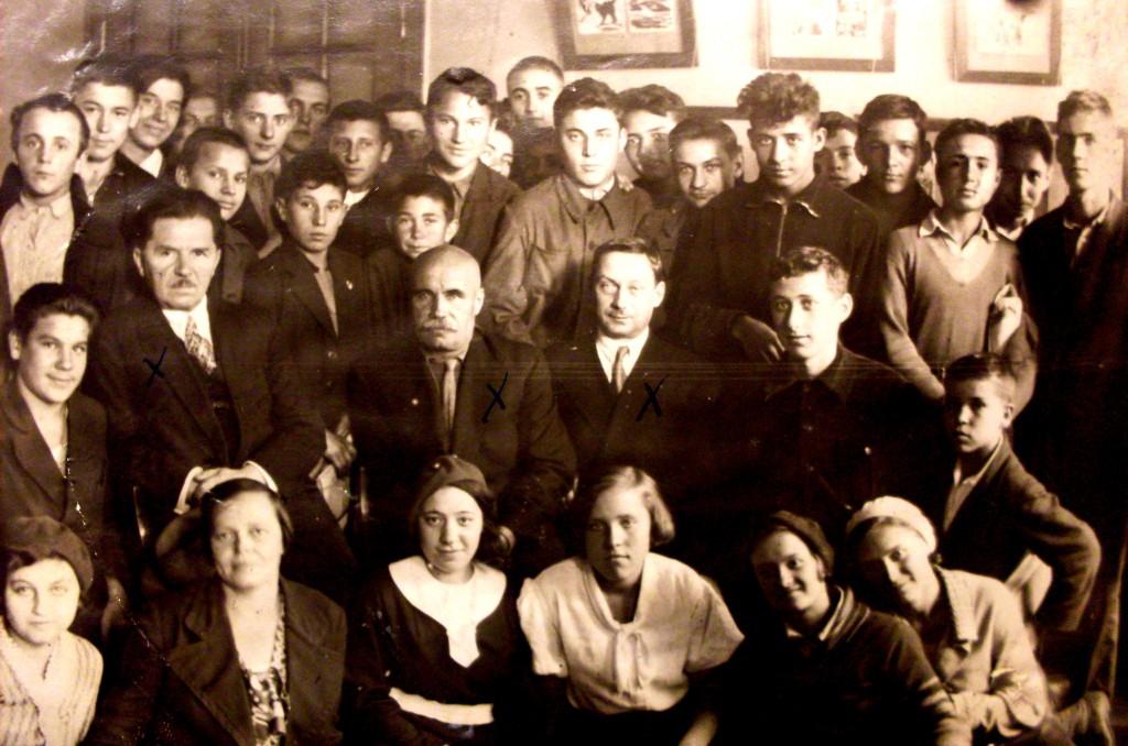 Харьков, Двор Пион, 1935
