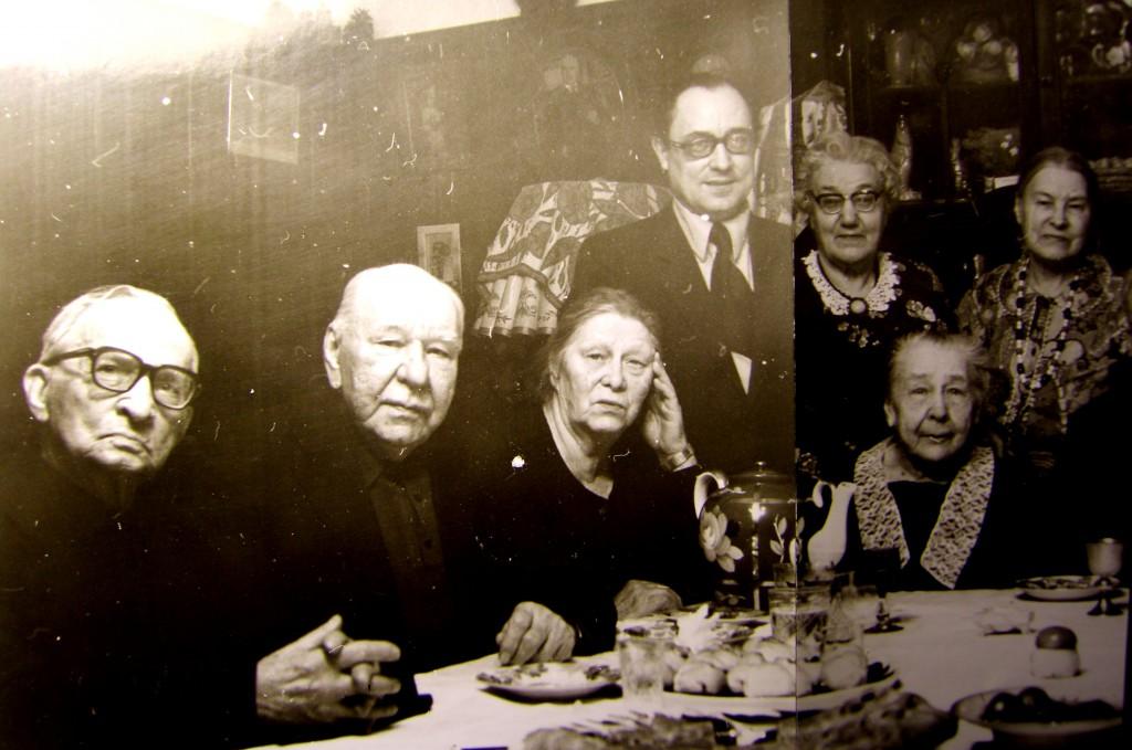 1980 Грон, Вервель, Парфен, Кедрина
